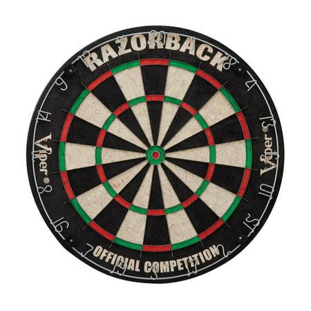 Viper Razorback Bristle Dart Board