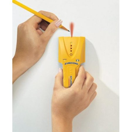 zircon stud finder how to use