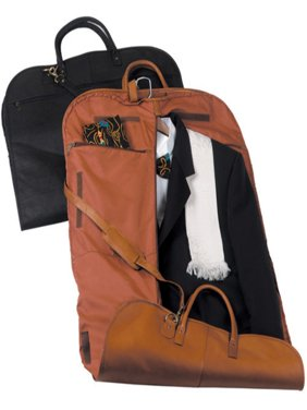Product Image Royce Leather Garment Bag Travel Luggage In Milano Genuine