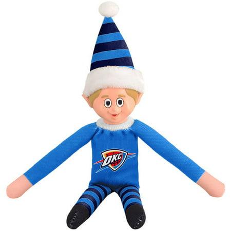 Forever Collectibles NBA Team Elf, Oklahoma City Thunder](Halloween Party Oklahoma City 2017)