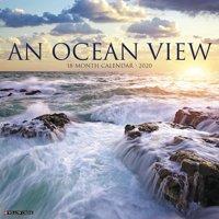Ocean View 2020 Wall Calendar (Other)