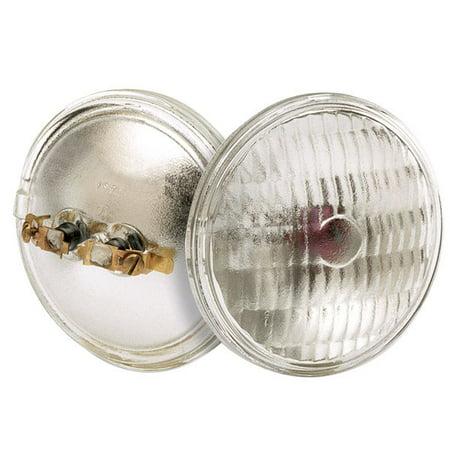 12v Par36 Halogen Bulb (Satco S4330 8W 12V PAR36 MP2 Base Termnial Halogen Bulb)