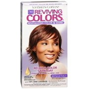 Dark and Lovely Reviving Colors, No.393, Spicy Auburn, 1 ea (Pack of 3)