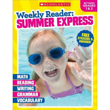Weekly Reader Summer Express Between Grades K   1