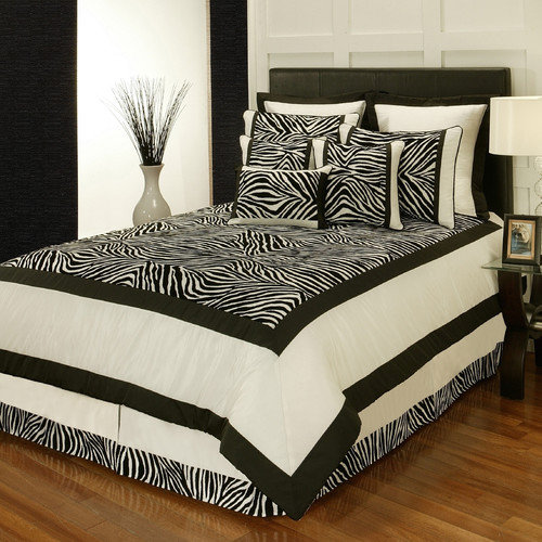 Sherry Kline Zuma 8 Piece Comforter Set