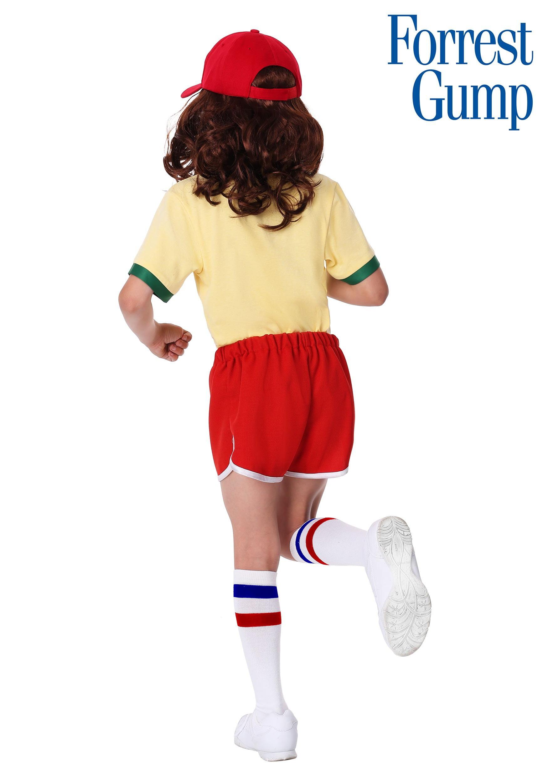Forrest Gump Running Kids Costume Walmart Com