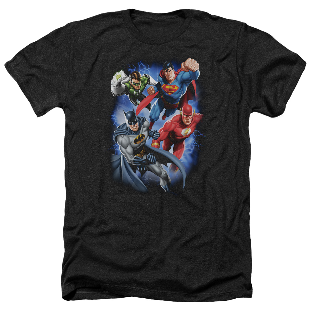 Jla Storm Makers Mens Heather Shirt