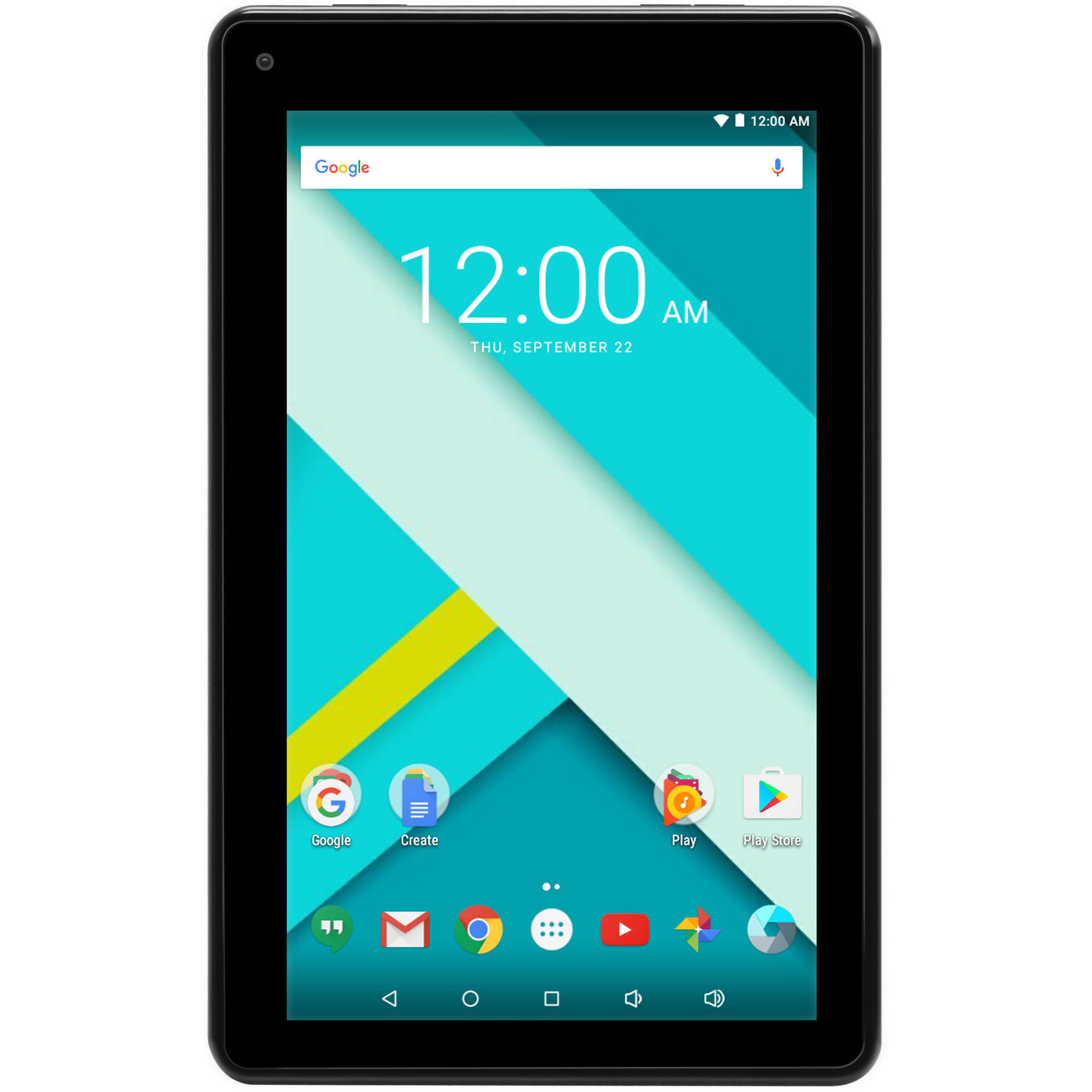"""RCA 7"""" 16GB Tablet Quad Core, Android 6.0"""