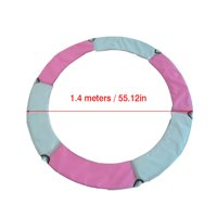 Trampoline Spring Cover Edge Protection Pad Round Replacement Safety Pad for Indoor Outdoor Kids Trampolines