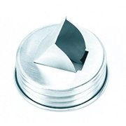 1 X Mason Jar Aluminum Grain Dispenser Lid