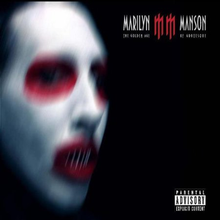 Marilyn Manson Halloween Mp3 (Golden Age of Grotesque (CD))