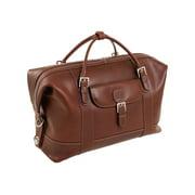 McKleinUSA Siamod Amore Leather Duffel Bag - Cognac