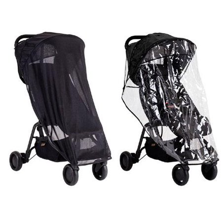 Mountain Buggy MB2-NACset 200 USA - Nano Stroller All Weather Cover Pack