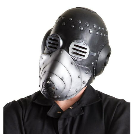 Morris Costumes RU68681 Slipknot Sid Mask](Slipknot Spike Mask)