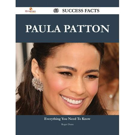 Paula Patton 63 Success Facts - Everything you need to know about Paula Patton - eBook - Paula Patton Halloween