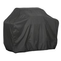 BBQ Cover Protection Dust-proof Rainproof Cloth Cover Square Barbecue Supplies