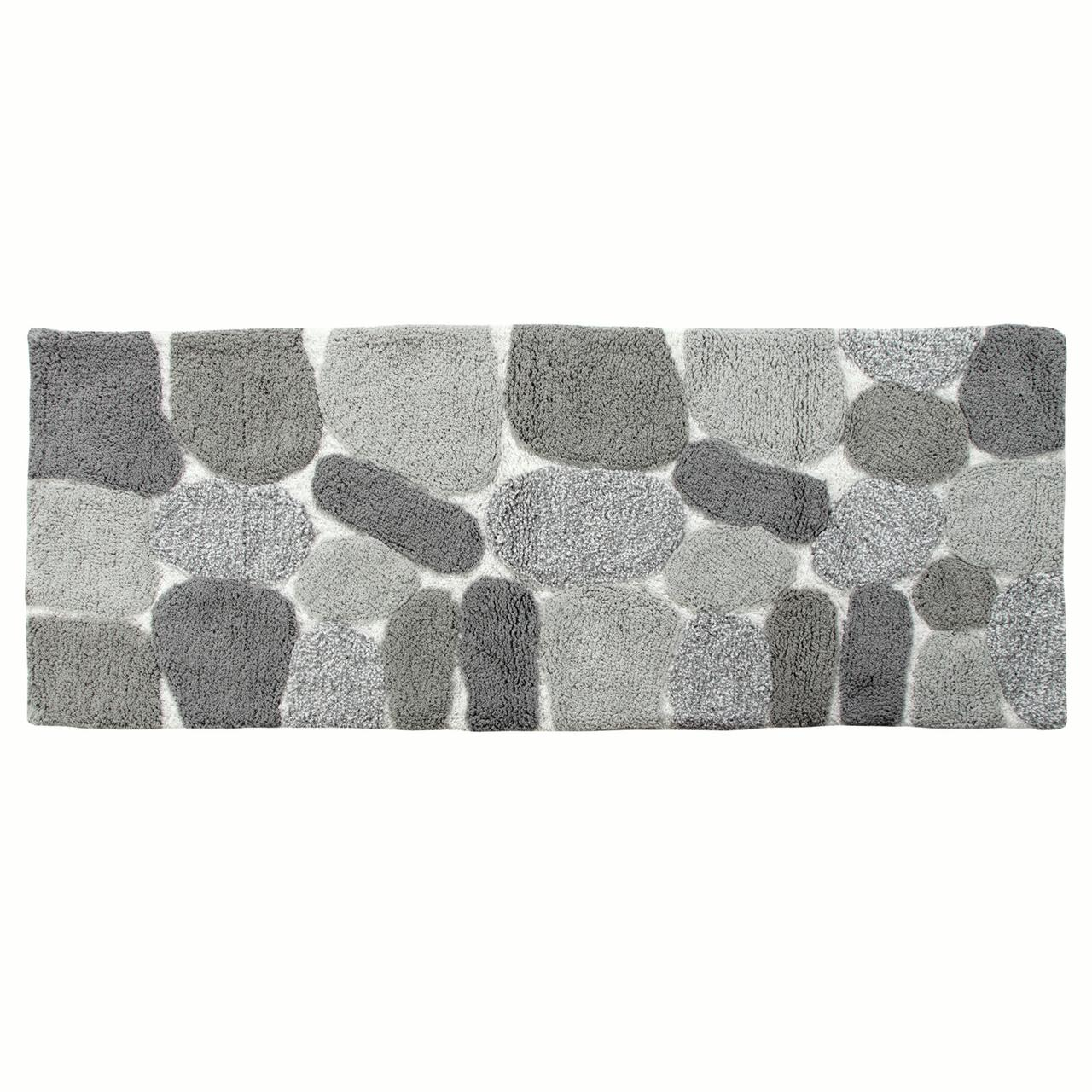 "Chesapeake Pebbles New Willow Bath Rug Runner (24""x60"")"
