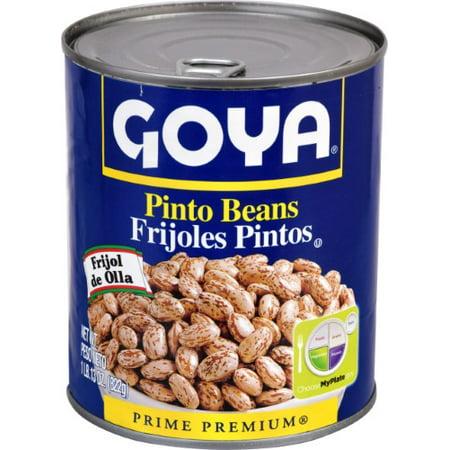 - Goya Pinto Beans