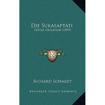 Die Sukasaptati: Textus Ornatior (1899) (German Edition)