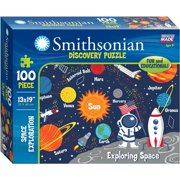 Smithsonian Discovery Jigsaw Puzzles, Space Exploration