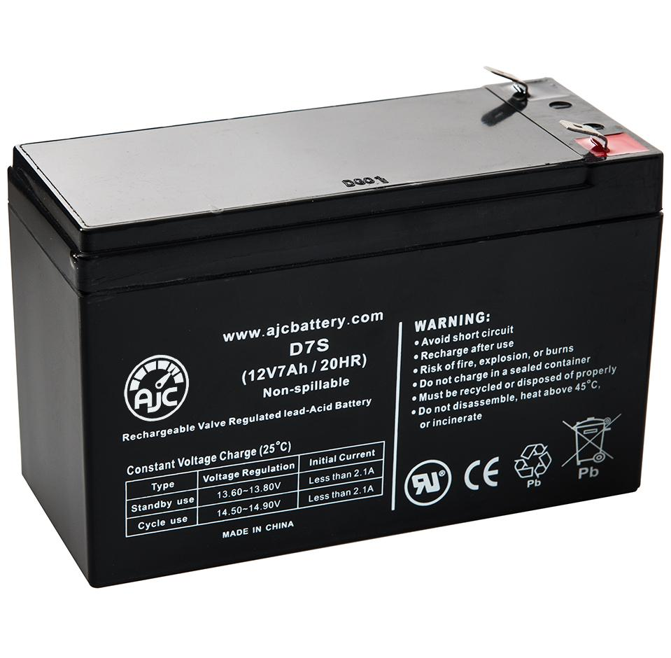 Mobility Scooter Engine Motor Battery Parts 12V 7ah