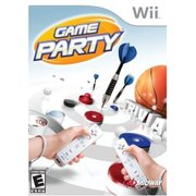 Game Party (Nintendo Wii) - Pre-Owned