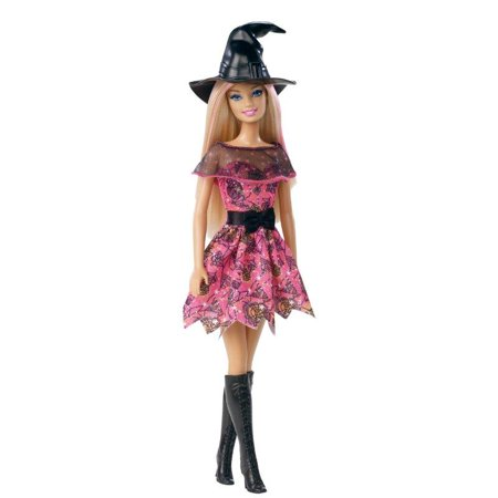 Barbie 2012 Halloween Barbie Doll