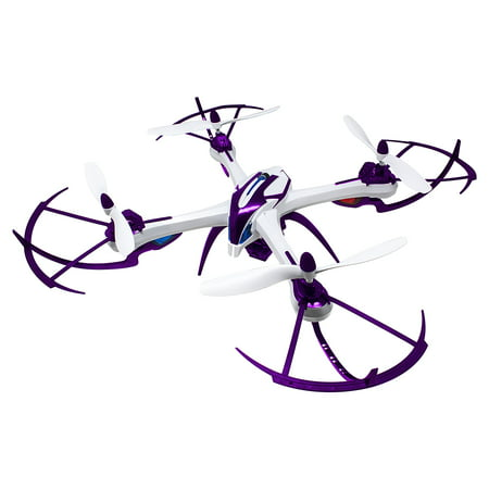 Alta Quadcopter Sentinel RC Drone with HD Camera, Remote Control and Extra Battery by