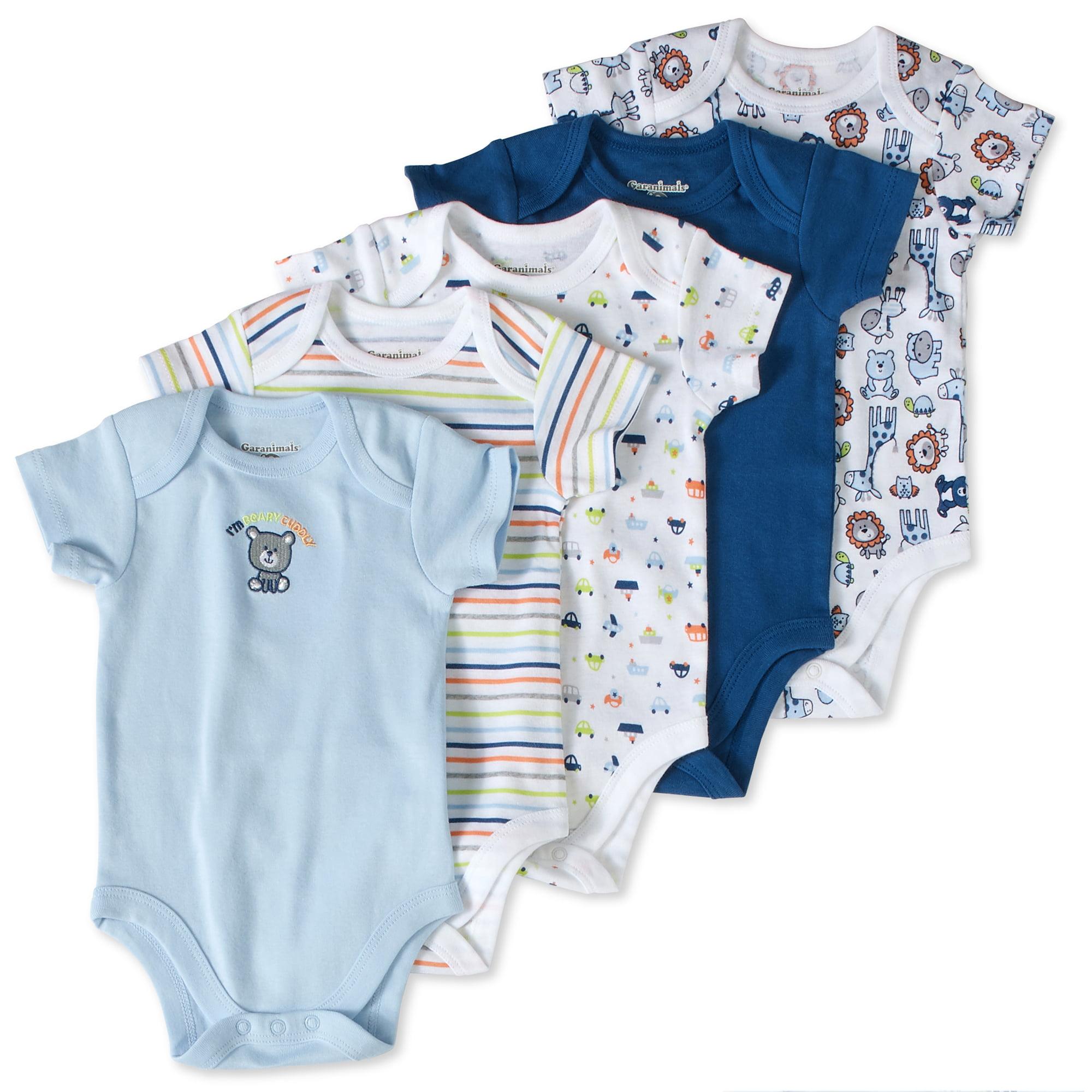 Newborn Baby Boy 20 Piece Layette Baby Shower Gift Set - Walmart.com
