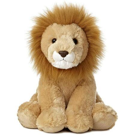 Lion Stuffed Toy,  Big Cats by Aurora World (Fantasy Factory Big Cat Born A Lion)