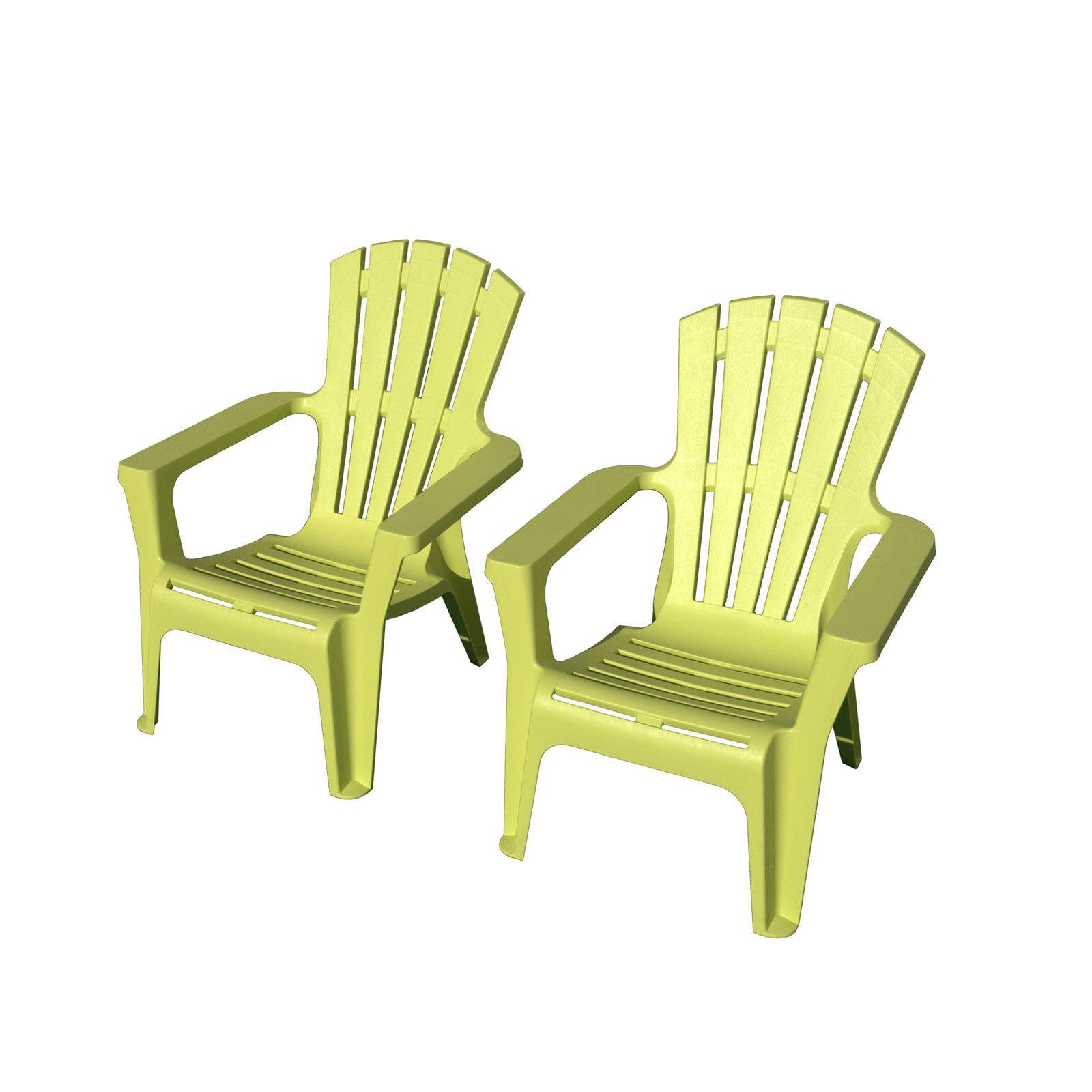 Incadozo Maryland Polypropylene Adirondack Chair