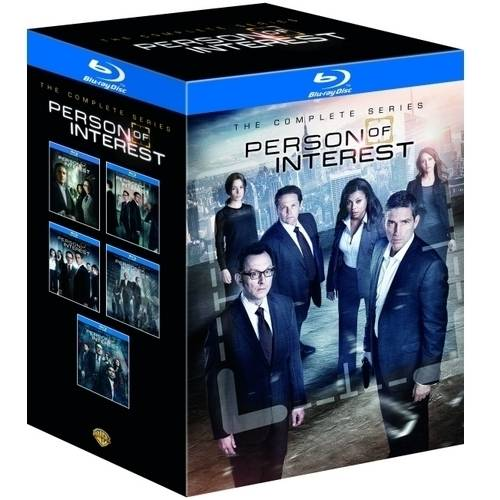 Person Of Interest: Seasons 1-5 (Blu-ray)
