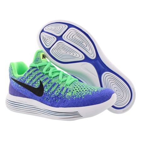 Nike Lunarepic Low Flyknit 2 Gs Running Boy's Shoes Size