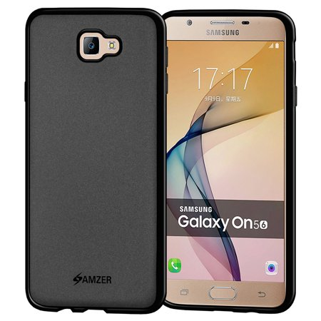 release date: d11b8 dfeb5 Samsung GALAXY J5 Prime Case Charger Combo, Premium Slim Fit ShockProof  Matte TPU Case Back Cover with Micro USB Car Vehicle Home Wall Travel  Charger ...