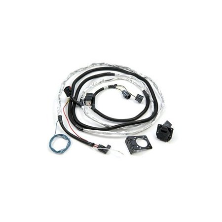 Mopar 82210214AB 7 Way Round Trailer Tow Wiring Harness