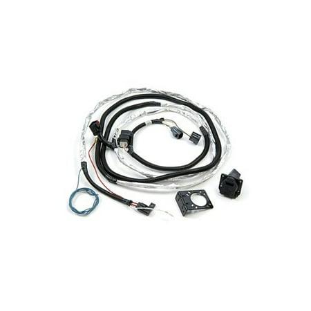 Mopar 82210214AB 7 Way Round Trailer Tow Wiring Harness
