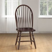 Carolina Classics Winslow Windsor Chair in Espresso by Carolina Classic