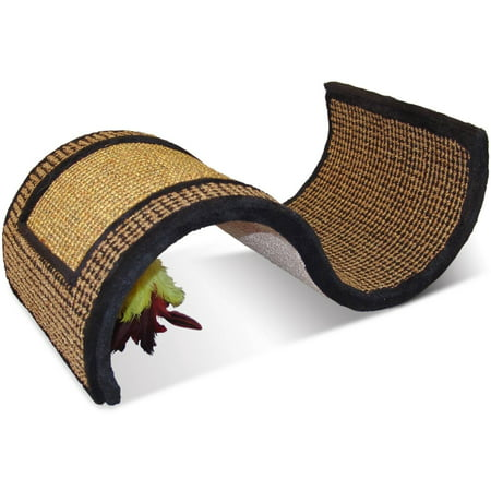 Classy Kitty Collection Wave Cat Scratcher Lounger (Cat House Cheap)