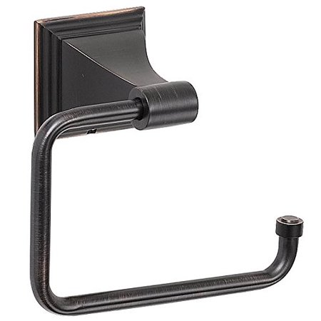 designers impressions 500 series oil rubbed bronze euro toilet / tissue paper holder