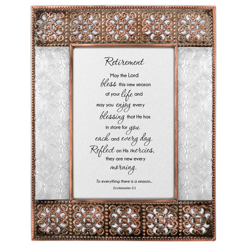 CB Gift LoveLea Retirement Picture Frame