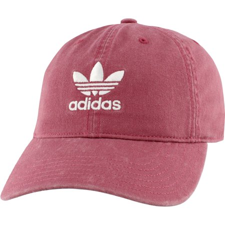 adidas - adidas Originals Women s Relaxed Strapback Hat - Walmart.com c272815d43c