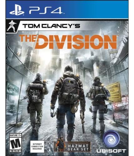 Tom Clancy's: The Division for PlayStation 4 by Ubisoft