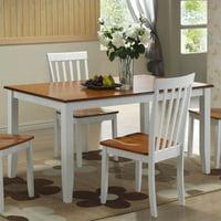 Boraam Bloomington Dining Table, Multiple Colors