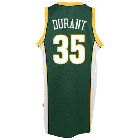 Kevin Durant Seattle SuperSonics Adidas Soul Swingman Jersey (Green) for $<!---->