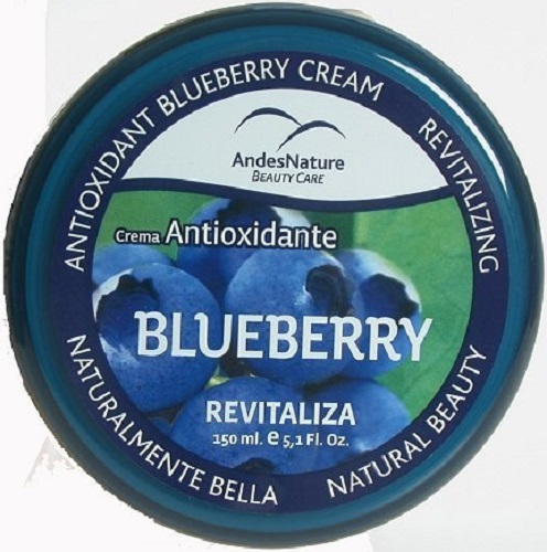 Andes Nature Blueberry Cream 5.1 Oz