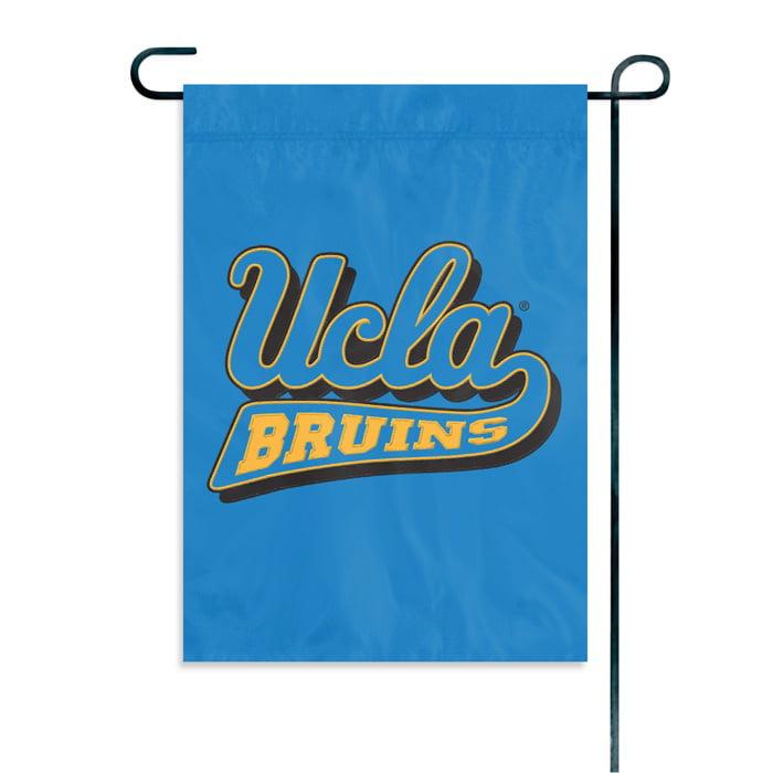 UCLA BRUINS GARDEN / CAR WINDOW FLAG