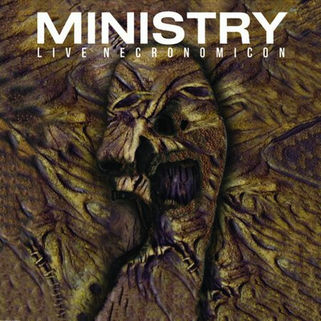 Live Necronomicon (CD)](Ministry Halloween Live)