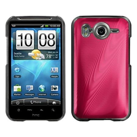 Insten Cosmo Aluminum Metallic Hard Cover Case For HTC Inspire 4G case