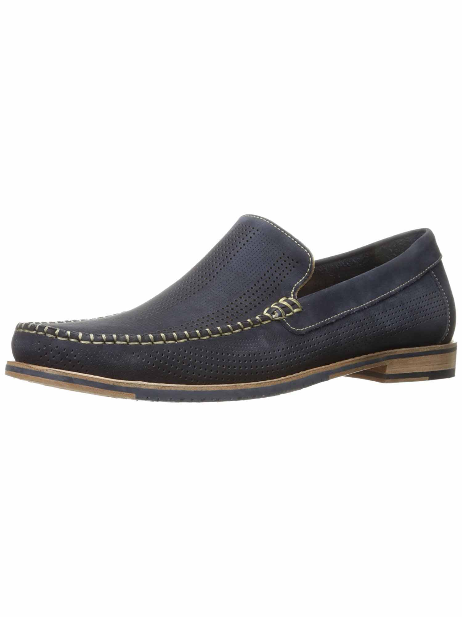 Tommy Bahama Mens Felton Slip-On Loafer (Navy, 9) by