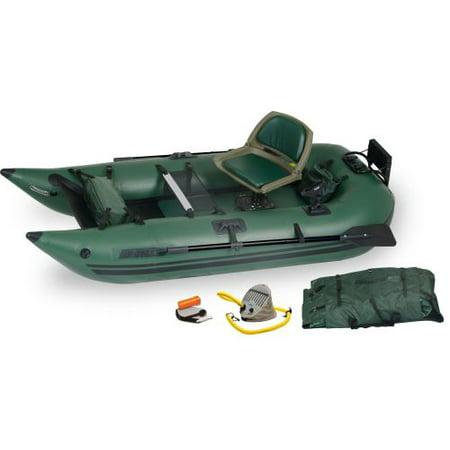 Sea Eagle 285Fpb Frameless Inflatable Pontoon Boat Pro Package